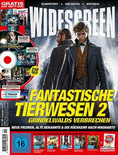 WIDESCREEN - Das Filmmagazin