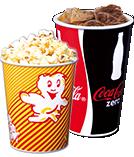 Nachos, Popcorn & mehr!