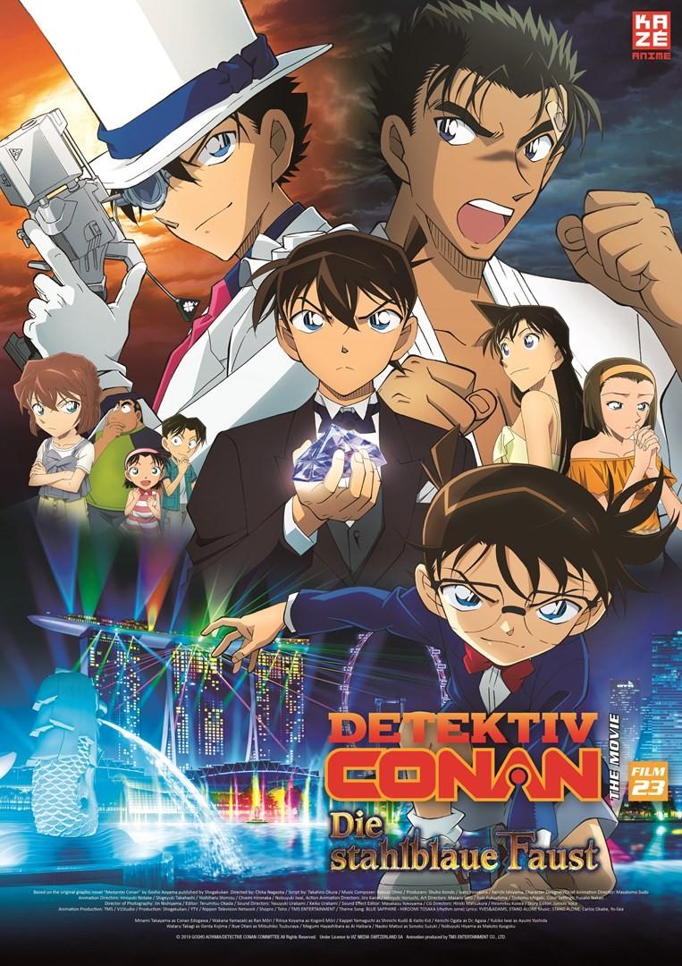 Alle Detektiv Conan Filme
