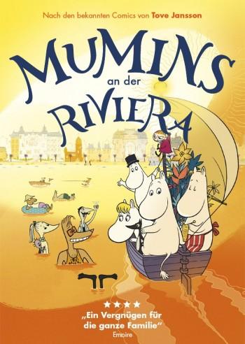 Die Mumins an der Riviera