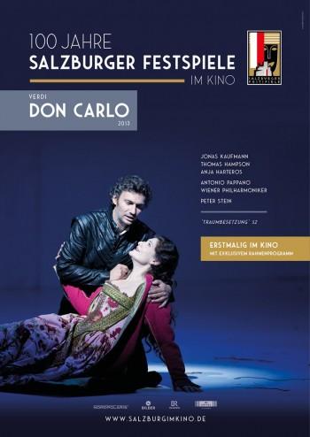 Salzburg im Kino - Don Carlo